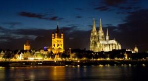 Der Kölner Dom überstrahlt alles