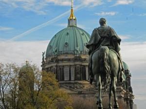 Blick auf den Deutschen Dom