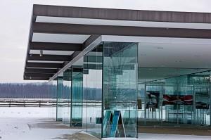 Der Pavillon bietet sich als repräsentativer Veranstaltungsort für kulturelle, gesellschaftliche und Ausbildungsveranstaltungen an.