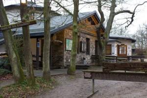 Die Krausberghütte