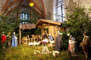 In der Pfarrkirche Maria Verkündigung in Altenahr