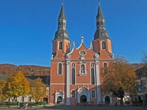 Die St. Salvator Basilika