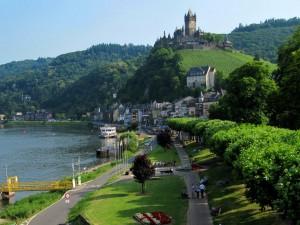 Start und Ziel: Cochem