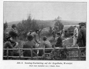 Bäuerliches Leben in der Eifel um 1900