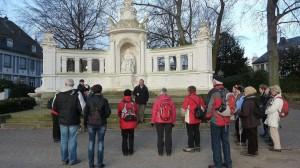 Kulturhistorische Exkursion des Eifelvereins