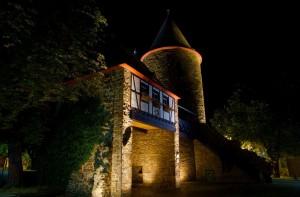 Der Wasemer Turm in Rheinbach