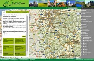EifelPfadFinder - Tourenplaner des Eifelvereins