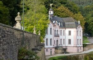 Start am Weilerbacher Schloss