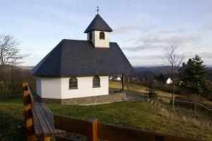 Die Krippenkapelle Lind