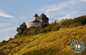 Kobern-Gondorf: Oberburg und Matthiaskapelle