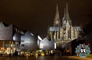 Köln, Dom und Museum Ludwig