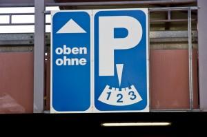 Parken auf Wanderparkplätzen?