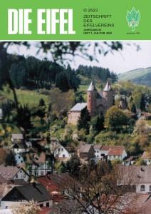 Bertrada Burg in Mürlenbach