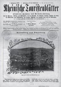 Rheinische Touristenblätter
