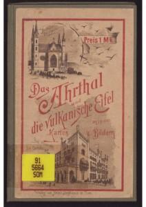 Das Ahrthal und die vulkanische Eifel Deckblatt-001