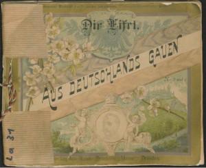 Dronke Bilder aus der Eifel Deckblatt