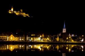 Burg Turant und Alken: festliche Kulisse zum Abschluss unseres Wandertages