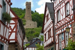 Kleine Burg oder Philippsburg