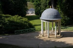 Im Fürstenlager bei Auerbach an der Bergstraße: Der Freundschaftstempel