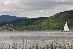 Frühmorgens am Laacher See