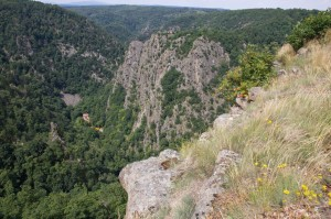 """Die Bodetalschlucht, """"Grand Canyon des Harzes"""""""
