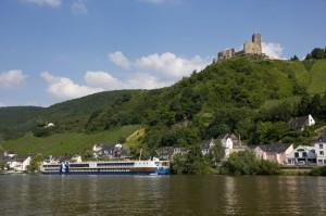 Bernkastel - Burg Landshut