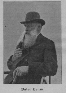 Amtsgerichtsrat a. D. Dr. Gottfried Bram
