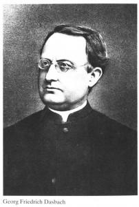 """Der Trierer """"Presskaplan"""" Georg Friedrich Dasbach"""