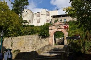 Die Burg von Bad Münstereifel