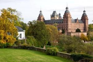 Aschaffenburg – Schloss Johannisburg