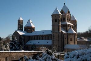 Die Klosterkirche Maria Laach