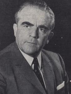 Konrad Schubach, Porträtfoto. (Eifelverein - Hauptgeschäftsstelle und Eifelbibliothek)