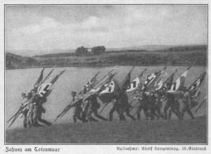 """Foto aus der """"Eifel"""", 1934. (Eifelverein - Hauptgeschäftsstelle und Eifelbibliothek)"""
