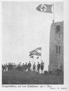 """Foto aus der """"Eifel"""", 1937. (Eifelverein - Hauptgeschäftsstelle und Eifelbibliothek)"""