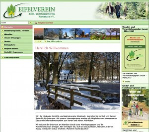 Homepage Rheinbach