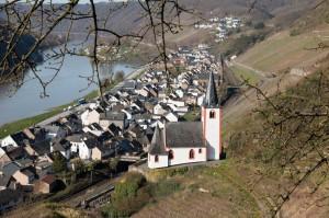 Hatzenport: Die Johanniskirche