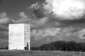 Die Bruder-Klaus-Feldkapelle bei Wachendorf