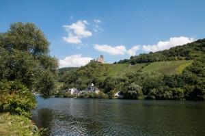 Burg Landeck bei Bernkastel-Kues