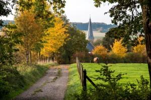 Start und Ziel: Holzweiler