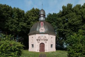Die Antoniuskapelle bei Schloßthal