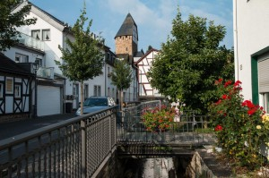 Ahrweiler - Der Schlösschenturm