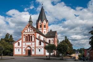 Die spätromanische Basilika St. Peter in Sinzig