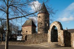 Rheinbach: Der Hexenturm