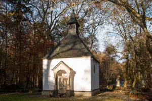 Die Waldkapelle im Rheinbacher Stadtwald