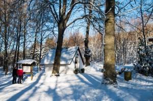 "Die Waldkapelle ""Decke Tönnes"""