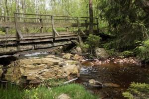 Brücke über den Getzbach