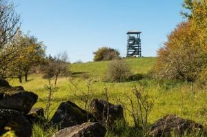 Der Aussichtsturm Auf der Aartet bei Üdersdorf
