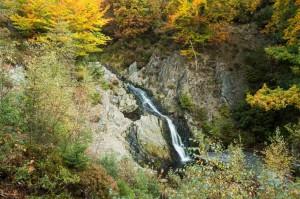 Der Wasserfall von Bayonne