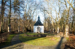 Rheinbach, die Waldkapelle