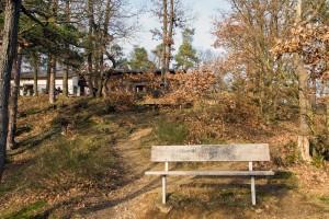 Berghütte Akropolis des Eifelvereins Mayschoß